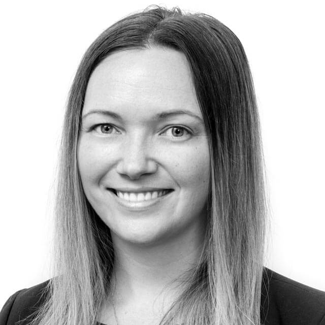 Belinda Parker - Senior Underwriter, Professional & Financial Risks