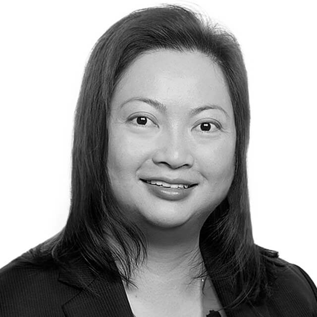 Cindy Tang - Head of Information Technology, Asia Pacific