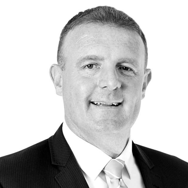 Brett Gardiner - Senior Vice President & Head of Energy, Property & Construction, Asia Pacific